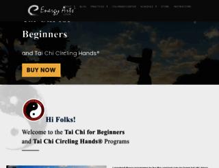 beginnerstaichi.com screenshot