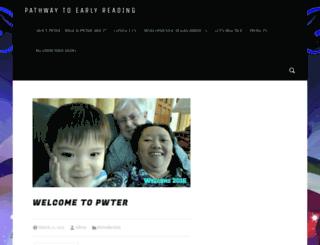 beginreadingat2.godsblogs.com screenshot