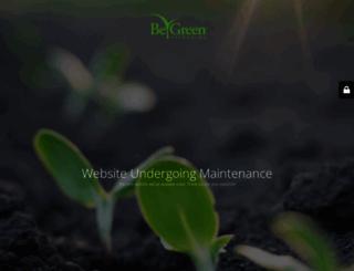 begreenpackagingstore.com screenshot