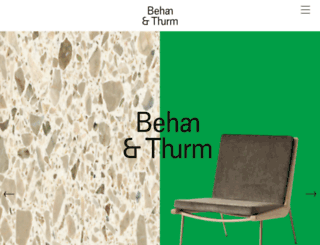 behan-thurm.com screenshot