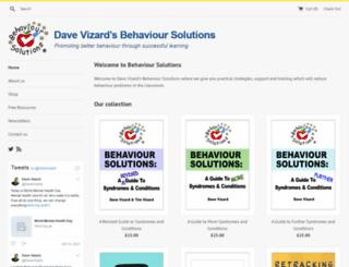 behaviourmatters.com screenshot