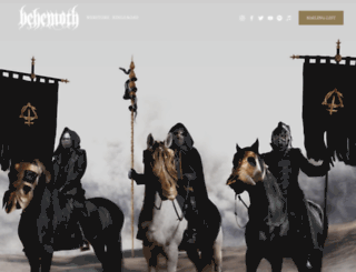 behemoth.pl screenshot