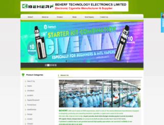 beherf.com screenshot