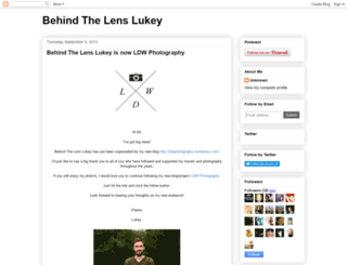 behind-the-lens-lukey.blogspot.com screenshot