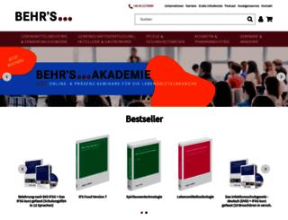 behrs.de screenshot