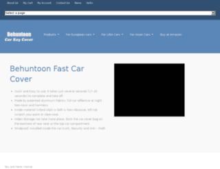 behuntoon.com screenshot