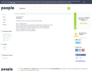 beibeiteer.splinder.com screenshot