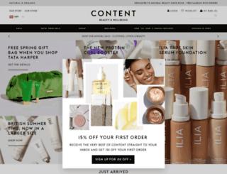 beingcontent.com screenshot