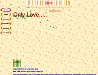 beinginlove.50webs.com screenshot