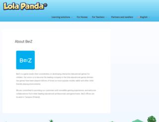 beiz.com screenshot