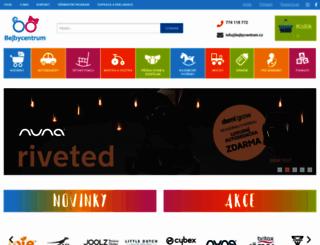 bejbycentrum.cz screenshot