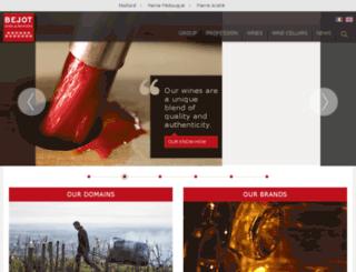 bejot.com screenshot