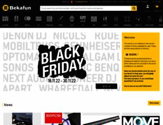 bekafun.com screenshot
