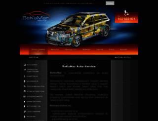 bekamar.com.pl screenshot