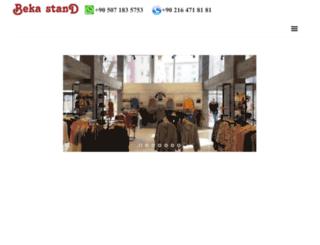 bekastand.com.tr screenshot