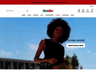 bel-bo.be screenshot