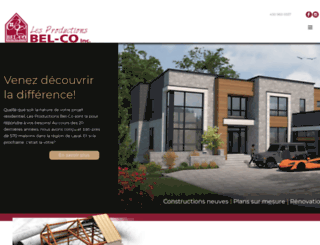 bel-co.com screenshot
