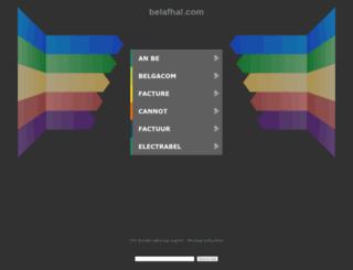 belafhal.com screenshot