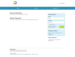 belair.managebuilding.com screenshot