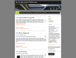 belajarfisika91.wordpress.com screenshot