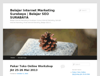 belajarinternetmarketing.biz screenshot
