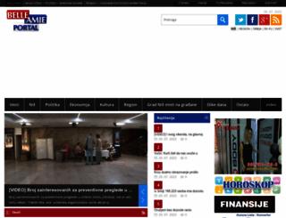 belami.rs screenshot