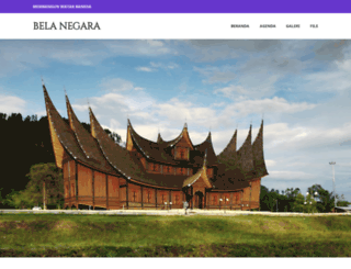 belanegarari.wordpress.com screenshot