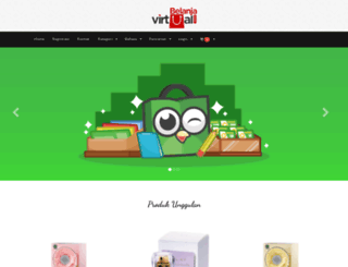 belanjavirtual.com screenshot