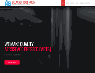 belavaditoolroom.com screenshot