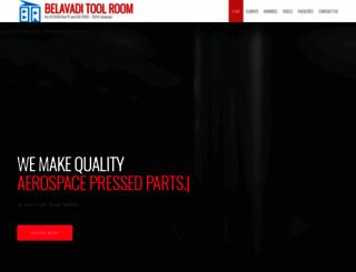 belavaditoolroom.com screenshot