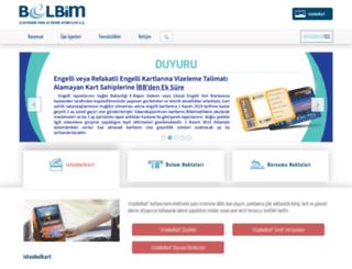 belbim.com.tr screenshot