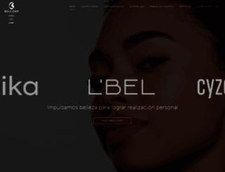 belcorp.biz screenshot