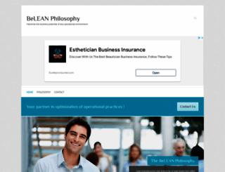 belean.com screenshot