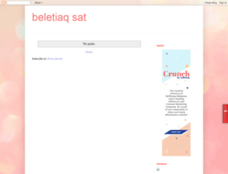 beletiaq.blogspot.com screenshot