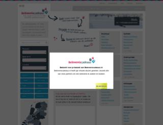 beleveniscadeaus.nl screenshot