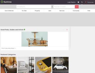 belfast.gumtree.com screenshot