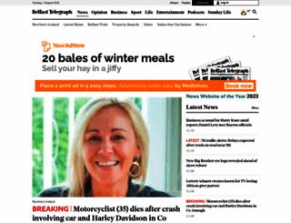belfasttelegraph.co.uk screenshot