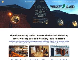belfastwhiskeytrail.com screenshot