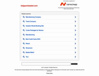 belgaumbasket.com screenshot