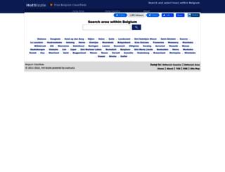 belgium.hotbizzle.com screenshot