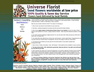 belgiumflowerdelivery.com screenshot