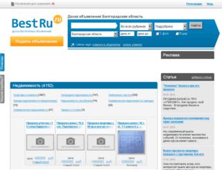 belgorod.bestru.ru screenshot