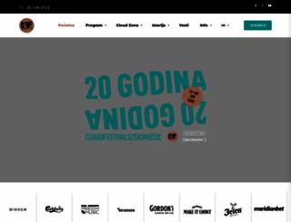 belgradebeerfest.com screenshot