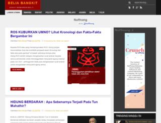 beliabangkit.blogspot.com screenshot