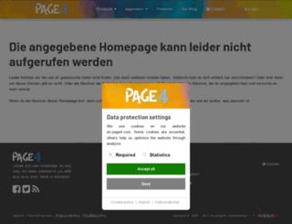 believerefi.page4.me screenshot