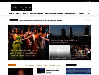 believersportal.com screenshot