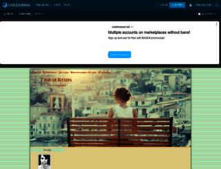 belik.livejournal.com screenshot