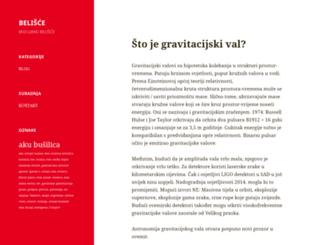 belisce.net screenshot