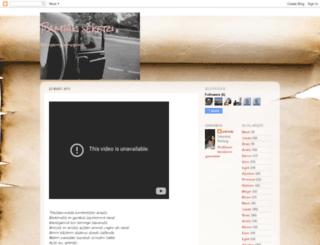 belkideiyibircocugumdur.blogspot.com screenshot