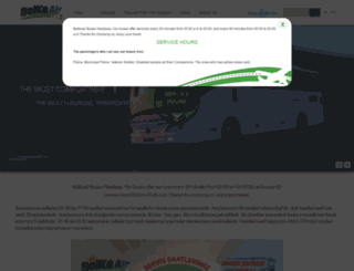 belkoair.com screenshot